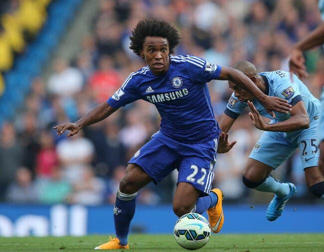 Un joueur de Chelsea a prévu de ridiculiser David Luiz