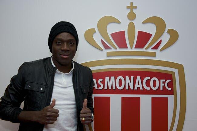Alain Traoré prêté par Lorient à Monaco
