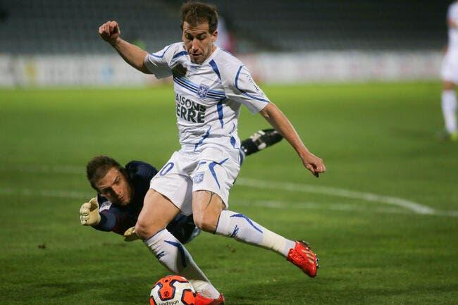 Auxerre - Dijon : 3-0