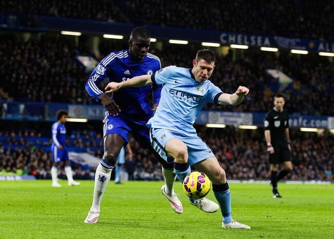 Chelsea - Manchester City : 1-1