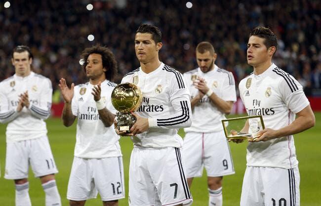 Cristiano Ronaldo, 178ME refusés, City insiste !