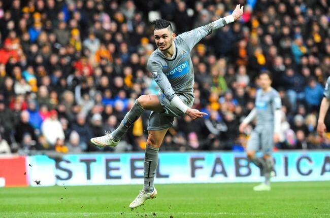 Hull City - Newcastle : 0-3