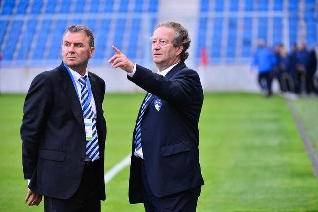 Le Havre dit stop, Maillol rejoint Kachkar dans la légende
