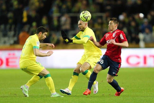 Nantes n'en pouvait plus de perdre contre Lille
