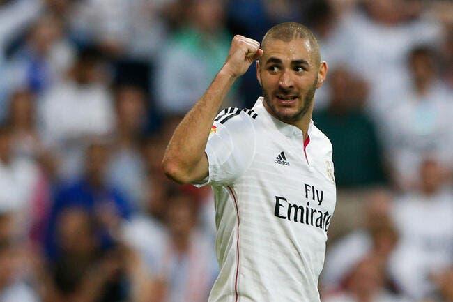 Vidéo : Le chef d'oeuvre de Benzema contre la Real Sociedad