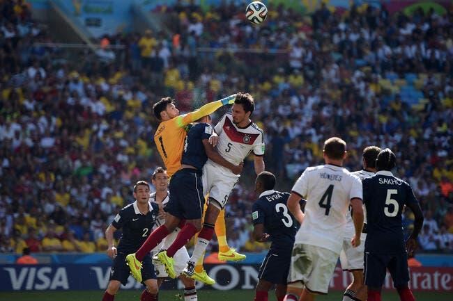 France – Allemagne, la revanche des Bleus en novembre 2015