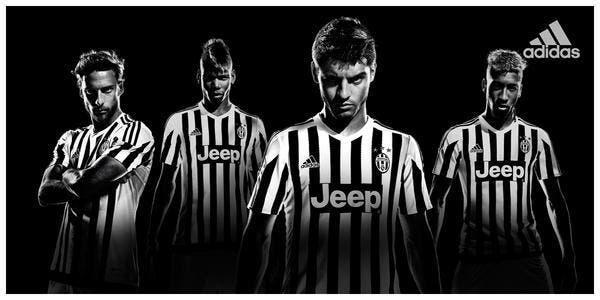 La Juve présente son nouveau maillot… avec Pogba !