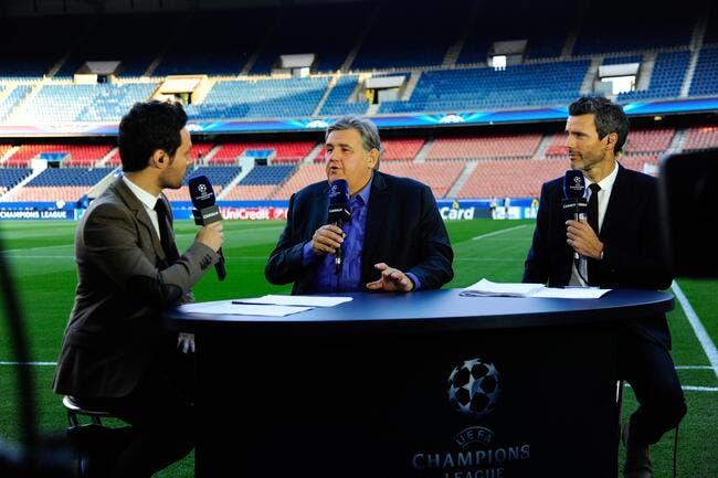 Pierre Ménès heureux pour le PSG que «l'injustice» s'arrête