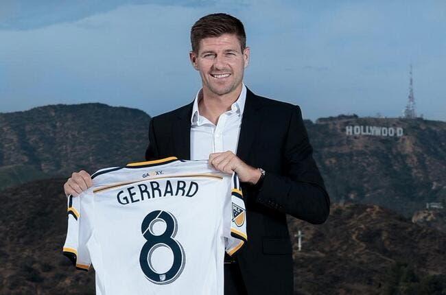 Officiel : Los Angeles présente Gerrard !