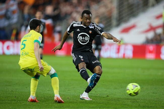 Bordeaux a ciblé Jordan Ayew au cas où...