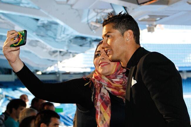 Ce n'est pas Benitez qui poussera Ronaldo au PSG