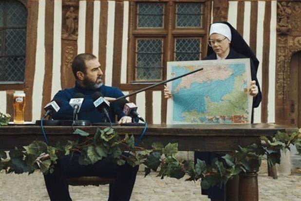 Pour la 1664, Cantona prêt à traverser la Manche à la nage
