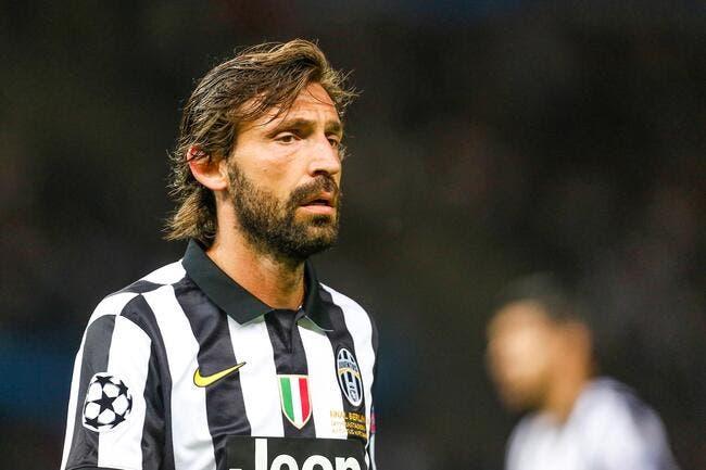 Officiel : Pirlo quitte la Juventus pour New York