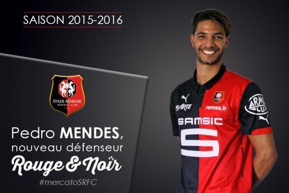 Rennes recrute un défenseur portugais de Parme