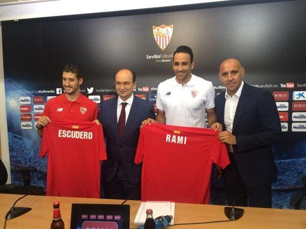 Officiel : Adil Rami signe à Séville