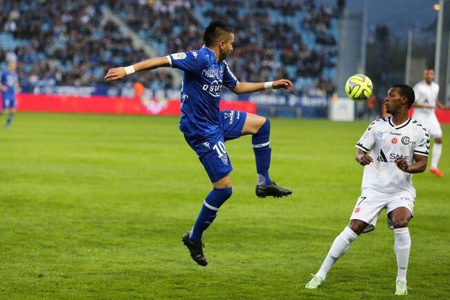 Officiel : Boudebouz rejoint Montpellier
