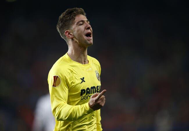 Officiel : L'Atl. Madrid met 20 ME pour recruter Vietto