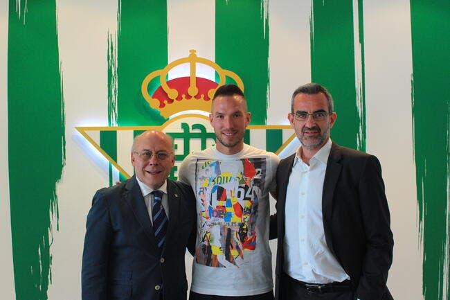 Officiel : Didier Digard signe trois ans au Betis Séville
