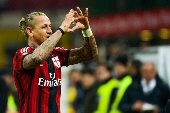 Officiel : Mexès au Milan AC jusqu'en 2016