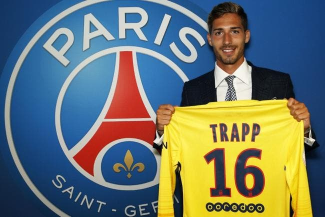 Trapp voit le PSG comme «un des plus grands clubs au monde»
