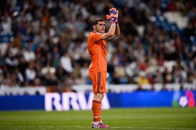 Casillas va signer au FC Porto !