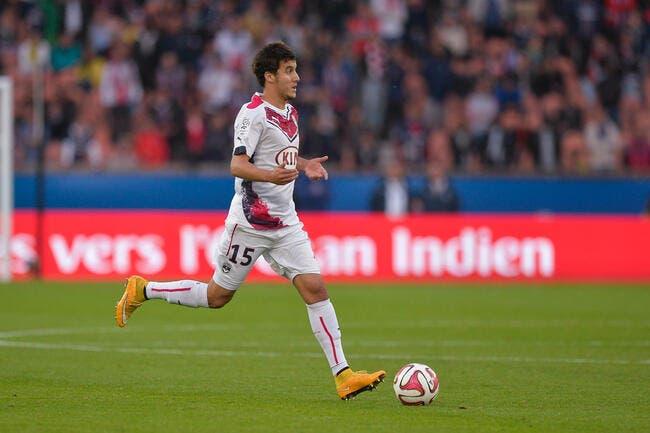 Officiel : Bordeaux prête Kaabouni au Red Star