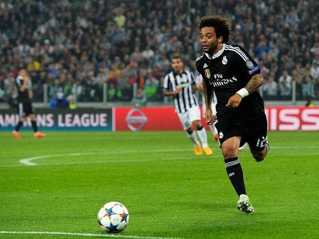 Officiel : Le Real Madrid bloque Marcelo jusqu'en 2020