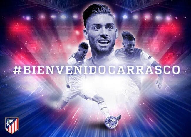 Officiel : Monaco vend Ferreira-Carrasco à l'Atlético !