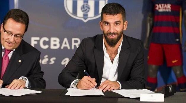 Turan a eu des offres, mais le Barça est arrivé