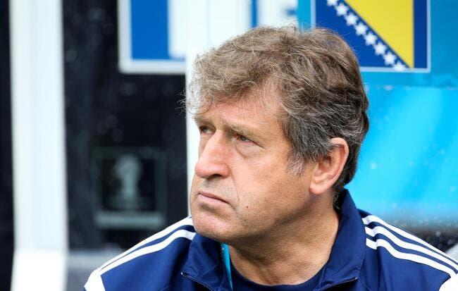 Safet Susic nouvel entraîneur d'Evian TG !