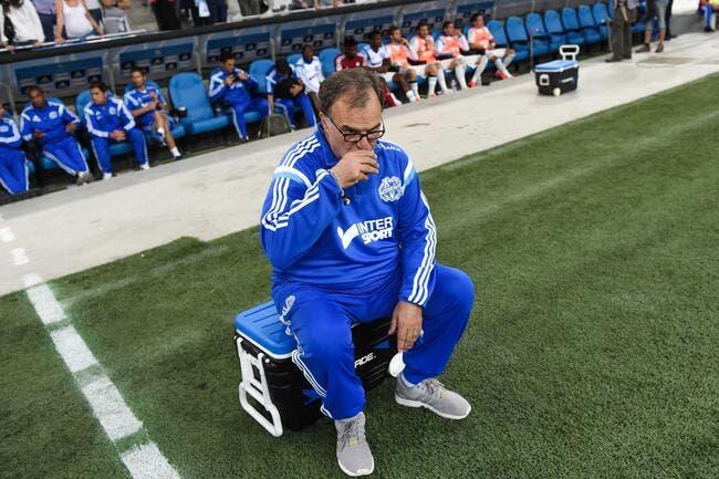 Bielsa entraîneur le moins bien payé de Ligue 1