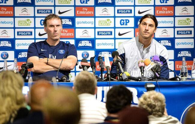 Le PSG et Ibrahimovic, la réponse est tombée !