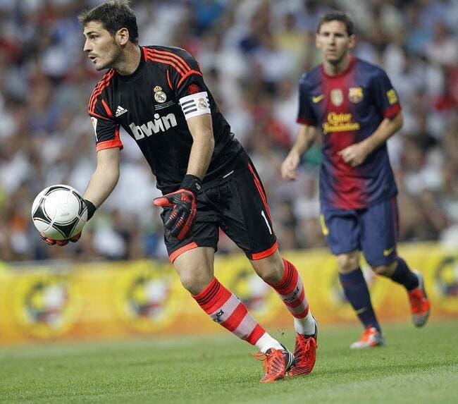 Porto ? Le clan Casillas aurait préféré Barcelone !