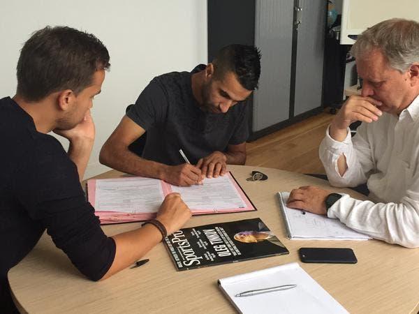 Officiel : Obbadi a signé à Lille