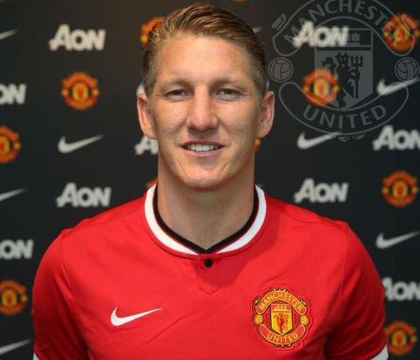 Officiel : Schweinsteiger signe trois ans à Manchester United