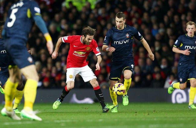 Schneiderlin débarque à Manchester United