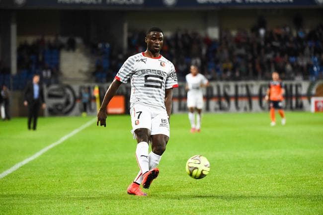 Ntep out plusieurs semaines, gros coup dur pour Rennes