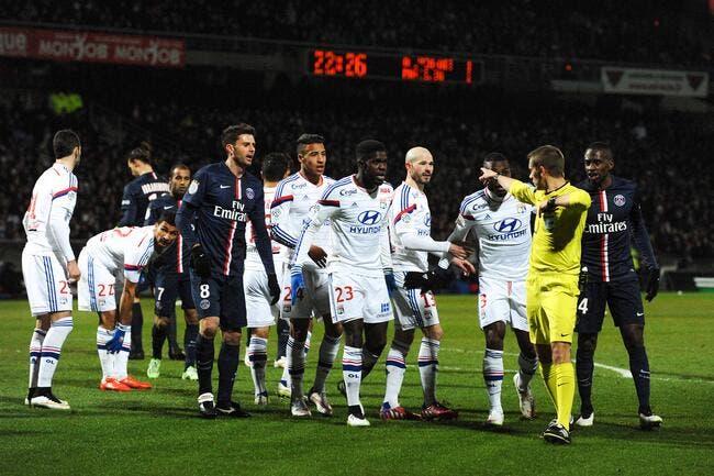 Le PSG oblige l'OL à renoncer au titre