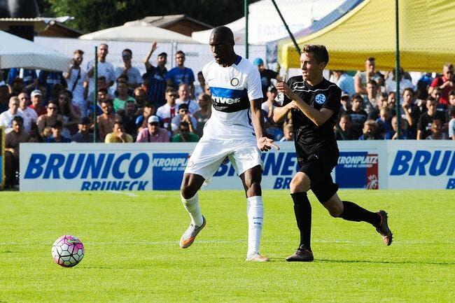 Pour Kondogbia, quitter Monaco pour l'Inter c'est relax