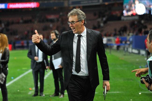 Le coach du PSG élu 10e meilleur entraîneur !