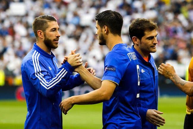 MU revoit son offre à la hausse pour Sergio Ramos