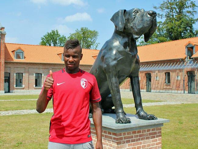 Officiel : Amadou signe à Lille