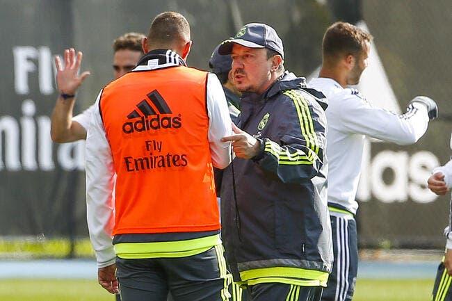 Arsenal dément « pour l'instant » une offre pour Benzema