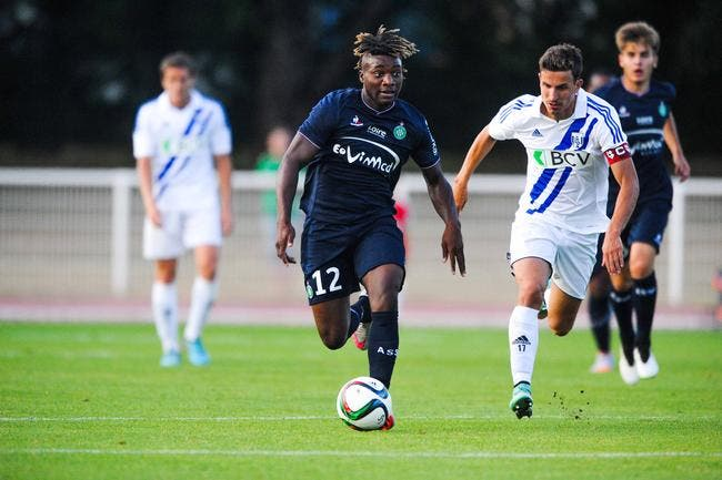 Monaco passe à l'attaque sur un joueur de l'ASSE !
