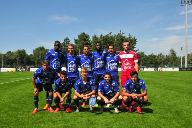 Troyes jouera bien en L1 !