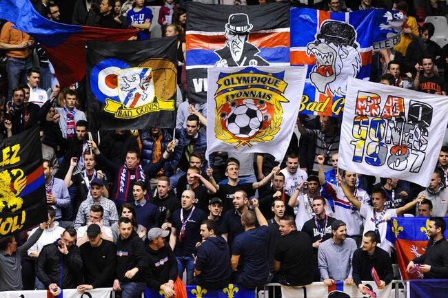 Les supporters de l'OL battent un record pour Milan