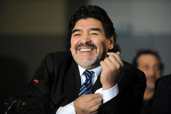 Maradona escroqué par son ex-femme ou juste déboussolé ?