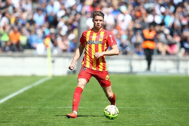 Officiel : Baptiste Guillaume quitte Lens pour Lille