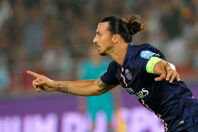 Pour Ibra, le Milan AC attend le gros coup du PSG