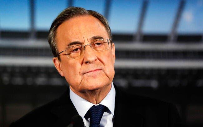Le patron du Real Madrid « n'aime pas les joueurs noirs »